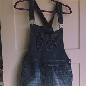 Cute Jean Overall Shorts!💕